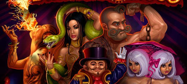 the twisted circus slot Tipico
