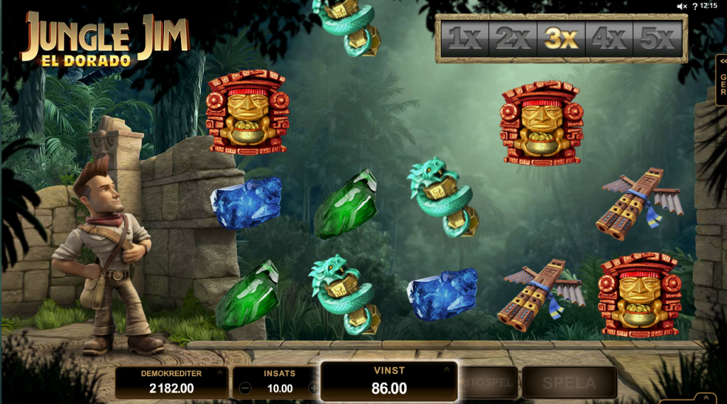 jungle jim casino bonus Flamantis