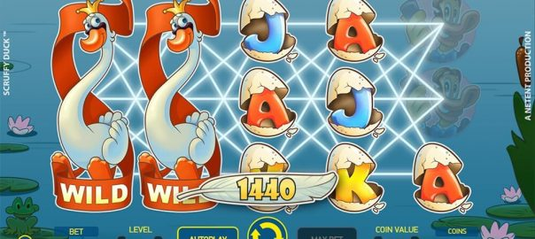 scruffy duck free spins slotsmillion