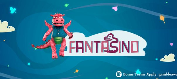 welcome casino bonus Fantasino