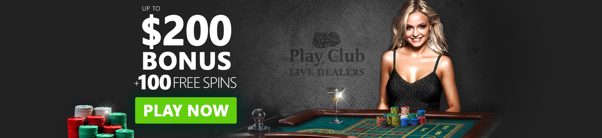 free spins welcome bonus playclub