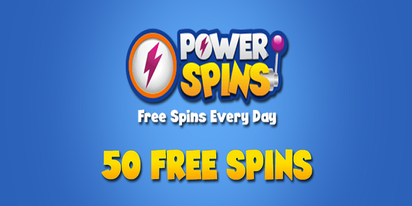 welcome free spins powerspins casino