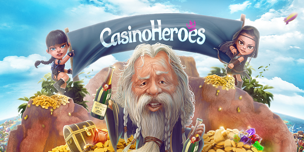 Christmas island promotion casino heroes