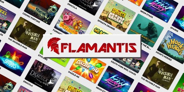 30 free spins Flamantis casino