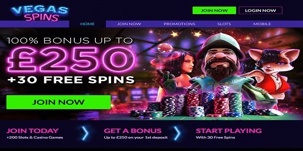 welcome casino bonus vegas spins