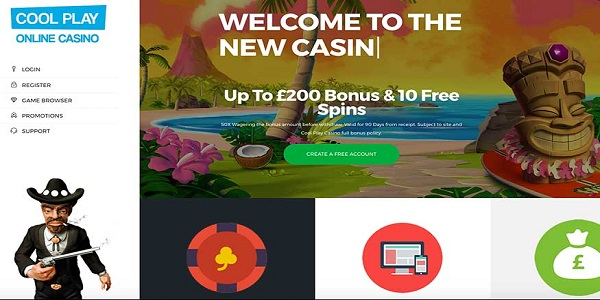 cash back bonus coolplay casino