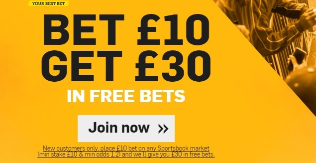 betfair,welcome bonus